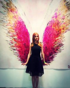 Katherine McNamara LA Art Show And Los Angeles Fine Art Show's
