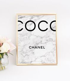 Chanel Wall Art, Chanel Decor, Home Quotes And Sayings, Sign Quotes, Coco Chanel, Quote Posters, Quote Prints, Whiskey Quotes, Alcohol Signs