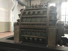 #Original wieder an seinem Platz - unsere Exponate sind Zeitzeugen von Zollverein.