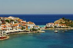 Samos, Greece... Where my father is from