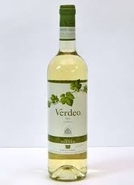 Spanish white wine