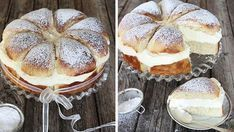 Swedish Cream Bun Cake Recipe Is A Taste Sensation Food Cakes, Cupcake Cakes, Cupcakes, Baking Recipes, Cake Recipes, Dessert Recipes, Swedish Cream Bun Cake Recipe, Swedish Recipes, Sweet Recipes