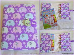 Shared! #elephant #art wallet for the #children great for #holidays #mnukteam #crafthour https://www.facebook.com/julie1972/posts/10206227781047762
