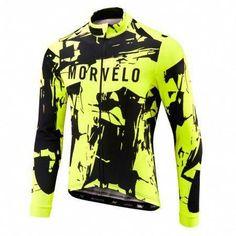 2018 Morvelo cycling jersey for men Road bike Pro Team cycling wear Ropa Ciclismo Quick Dry SL MX long sleeve jersey with autumn Road Bike Gear, Bike Run, Road Bikes, Mtb Clothing, Winter Cycling, Specialized Bikes, Mountain Bike Shoes, Road Bike Women, Bicycle Maintenance