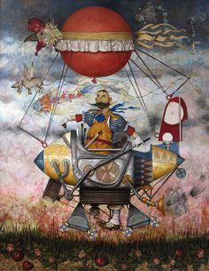 Traveler 2 Oil on Canvas 145x115cm