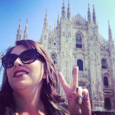 #Shopping in #Milan check my #post + #vlog here: http://giugizu.blogspot.it/2015/04/a-day-in-milan-un-giorno-milano.html