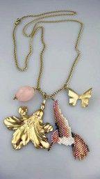 Necklace by Clara Francis