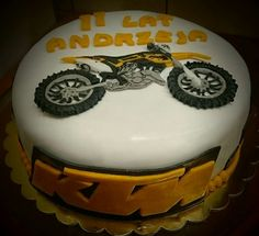 KTM cake Andrzeja