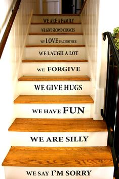 My Passion For Decor: The Often Forgotten Space....The Stairs