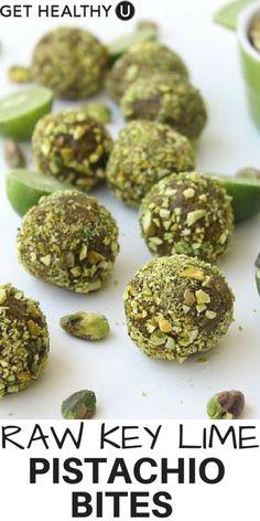 ... raw key lime pistachio bites behold these raw key lime pistachio bites