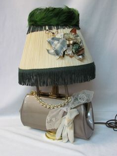 Now if everything is going to hell in a hand basket, might as well scare the hell out of the Devil with this tacky creation. Ugly Purses, God Help Me, Being Ugly, Handbags, Diy, Basket, Home Decor, Friends, Funny