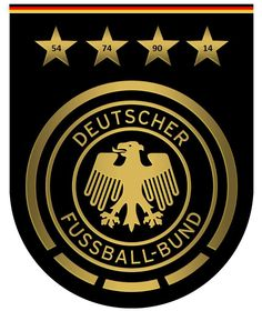 german football national team logo eps pdf files football soccer rh pinterest com german soccer logo meaning german soccer logos