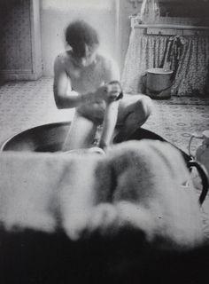 Pierre Bonnard's photographs