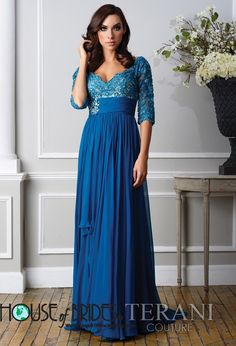 House of Brides - Terani Couture - Mother of the Bride - STYLE - M1436