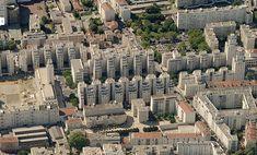 Satelite Image, Places Around The World, Around The Worlds, Lyon France, Urban Planning, Aerial View, Urban Design, Paris Skyline, Champagne