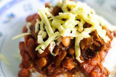 How to Cook Vegetarian Chili -- via wikiHow.com