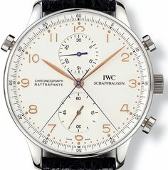 The new IWC Portugieser Chronograph Rattrapante watches with images, price, background, specs, & our expert analysis.