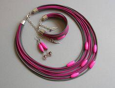Sady šperkov - Souprava Vstříc štěstí © design Terinela - 4198520_