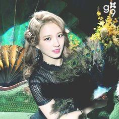 Sally gugudan   #Act2_Narcissus #구구단_나같은애 #A_Girl_Like_Me #20170227_6PM #구구단_9초영상 #gugudan9seconds