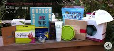 Everybody's looking for gift suggestions this time of year. Wrapped or stocking stuffed, here are a few great gifts for your favorite ecoista + win one of TWO $250 GIFT BAGS for you! http://www.mommygreenest.com/mommy-greenest-gift-guide-swag/#more-1338