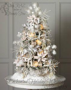 RAZ 2015 Enchanted Holiday Whimsy #2 Tree