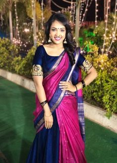 41 Ideas Bridal Shoot Skirts For 2019 Saree Blouse Neck Designs, Half Saree Designs, Lehenga Designs, Salwar Designs, Blouse Patterns, Lehenga Style Saree, Lehnga Dress, Ghagra Saree, Lehenga Blouse