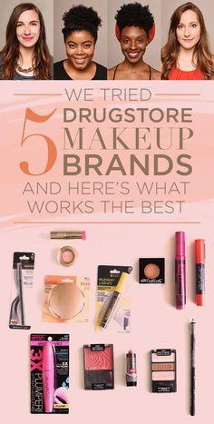 The best makeup under 5 best drugstore makeup drugstore makeup and