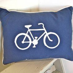 Handmade Bicycle Cushion
