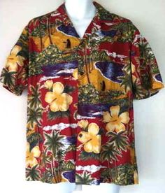 5d29e049c5b40 Pacific Legend Hawaiian shirt