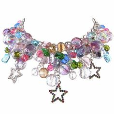 Sparkly Star necklace by Leandra Holder in 2007