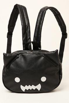 WORLD WIDE LOVE! (World Wide Love) [Stock] Rydia / Kobi meow face mini backpack
