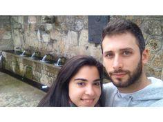 Juan y Maru desde Aldeanueva de la Vera