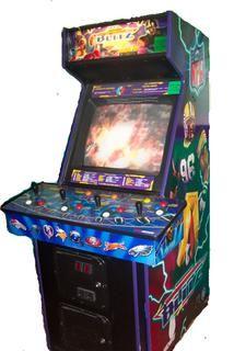 NFL Blitz 2000 Gold Arcade Game (1999)