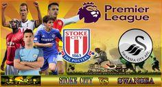Prediksi Skor Stoke City vs Swansea 1 November 2016