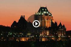 Video: Il était une fois la ville | Gilles Carignan | Une nuit à Québec #Québec Gilles, Cologne, Big Ben, Cathedral, Building, Travel, Once Upon A Time, Sunrise, Night