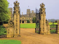 Northampton England Castle | Stately home castle ashby in northampton