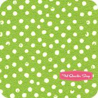 Flannel Play Date Charcoal Confetti Dots Yardage SKU# STELLA-F37-CHARCOAL - Fat Quarter Shop