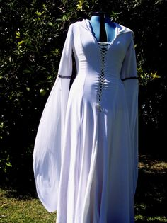 Kahlan Amnell Confessor Dress Cosplay Legend of by cleighcreations, $220.00