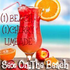 Scentsy Recipe: Sex on the Beach