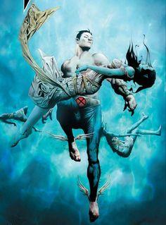 astonishingx:  Namor by Jae Lee