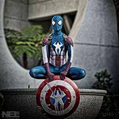 Captian Spider
