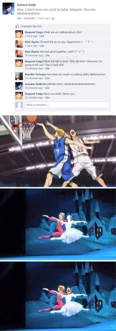 Kuroko no Basket Manga Anime, Anime Nerd, Otaku Anime, Kuroko No Basket, Kurokos Basketball, Vocaloid, Akakuro, Generation Of Miracles, Real Anime