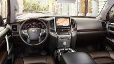 Toyota Land Cruiser 200. Повноприводний рамний автомобіль підвищеної прохідності