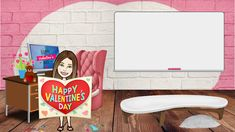 Ten Activities for Valentine's Day Free Editable Bitmoji Classroom on Google Slides Valentines Day Book, Valentines Day Hearts, Paper Cards, Printable Coloring Pages, Read Aloud, Craft Videos, Good Books, Classroom, Activities