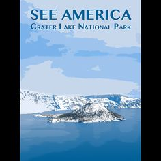 Crater Lake National Park by Zack Frank  #SeeAmerica