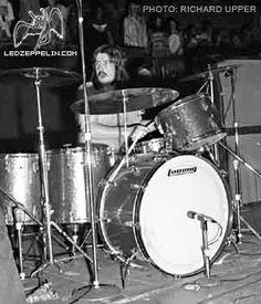 "Led Zeppelin ""BONZO              LIVE Behind LUDWIG!""               Hawaii 1971 gl"