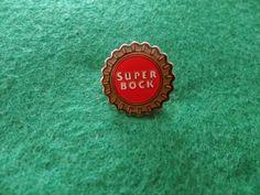 Sonho Antigo: Pin Publicitário Super Bock