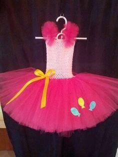 My Little Pony Pinkie Pie tutu dress by Fancythatcreation on Etsy, $35.00