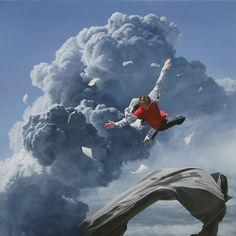Powerfully Captivating Surreal Oil Paintings by Joel Rea - My Modern Metropolis
