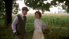 """Well, if you want my opinion, Miss Shirley, I'd write about places I knew something of and people that spoke everyday English instead of these silly schoolgirl romances."" – Gilbert Blythe (Anne of Green Gables - The Sequel)"